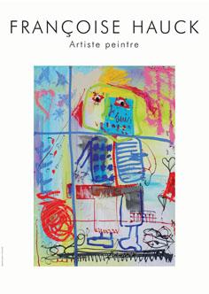 affiche 1 Francoise Hauck