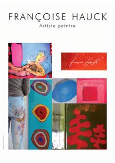 affiche 2 Francoise Hauck