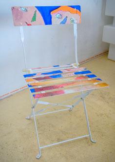 chaise francoise hauck