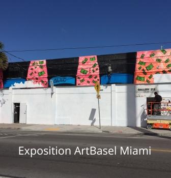 Exposition ArtBasel Miami